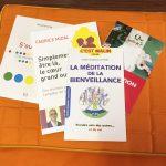 Petite bibliothèque à l'intention des amoureux de la méditation