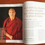 Rencontre inspirante avec le 17ème Karmapa